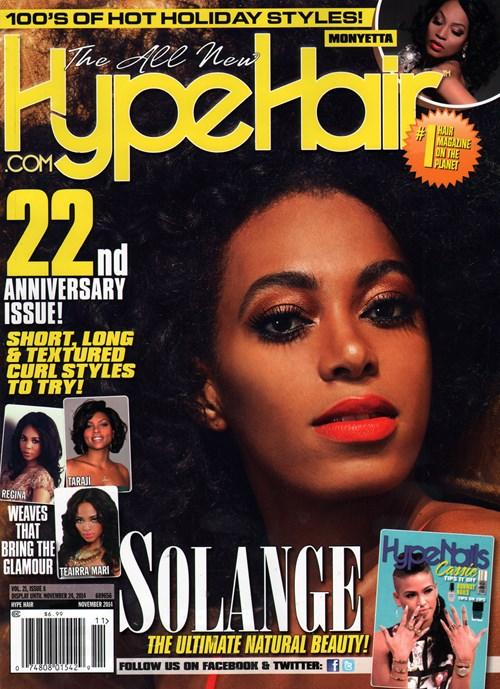 Hype Hair Magazine Subscription