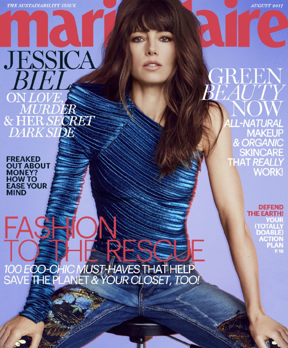 Marie Claire - US-Holiday 2019 Magazine - Get your Digital