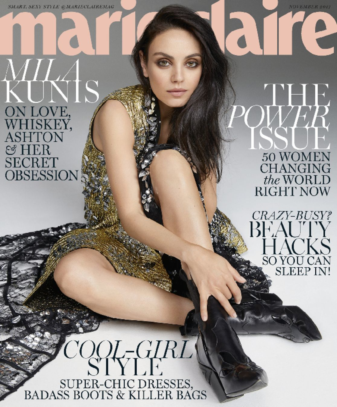 Marie Claire Magazine Subscription