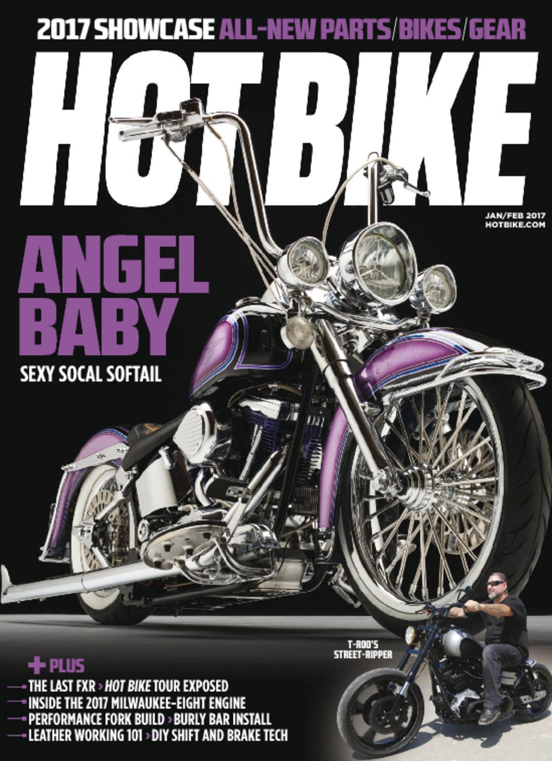 bike magazine february january magazines covers easyriders issues motorcycle custom issue discountmags subscription recoil