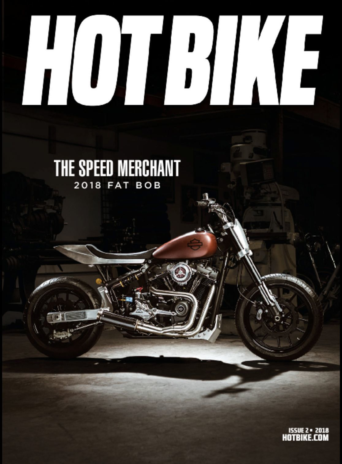 hot bike magazine the custom motorcycle magazine. Black Bedroom Furniture Sets. Home Design Ideas
