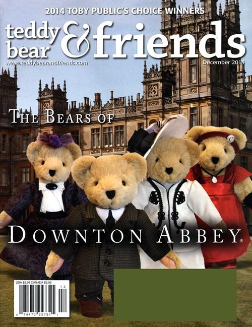 Teddy Bear and Friends Magazine Subscription