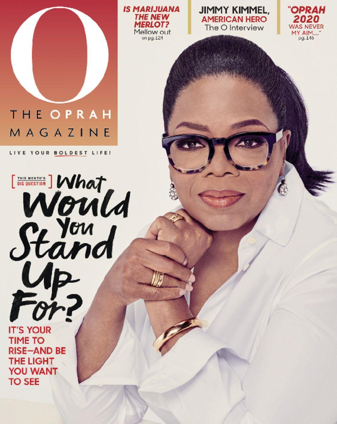 how to cancel oprah magazine