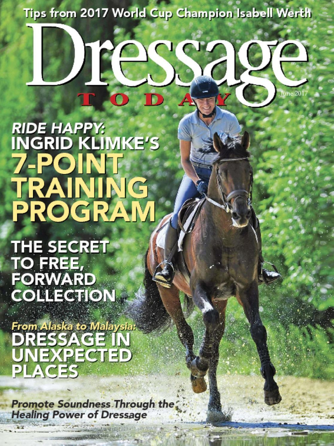 Dressage Today Magazine Subscription