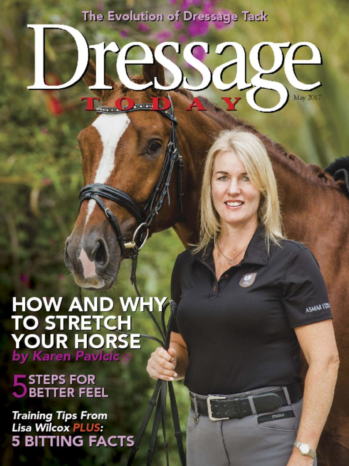 Dressage Today Magazine Subscription
