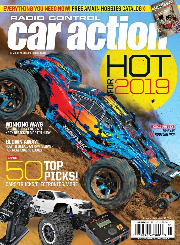 Best Price for Radio Control Car Action Magazine Subscription