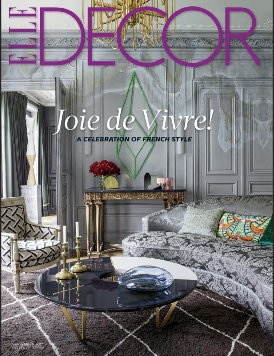 Elle decor magazine home decorating ideas discountmags