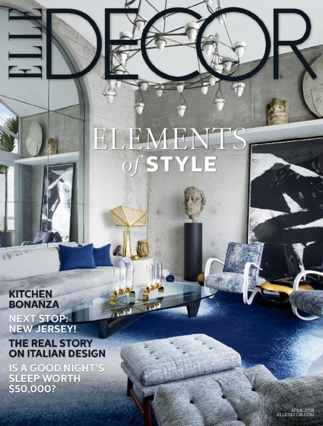 Elle decor magazine home decorating ideas for Home living magazines