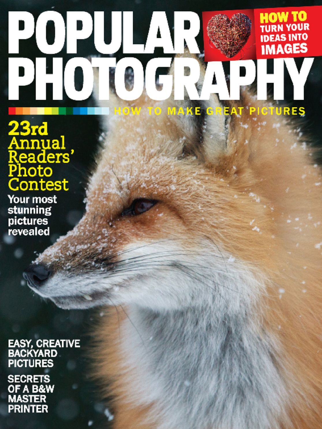 More Details about Popular Photography Magazine