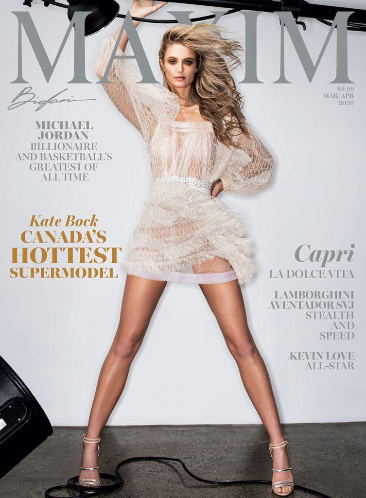 Maxim Magazine (Digital) Subscription Discount ...
