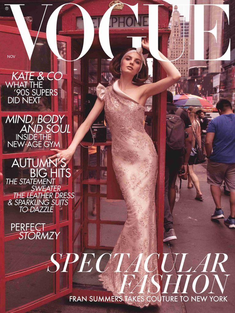 British Vogue Digital