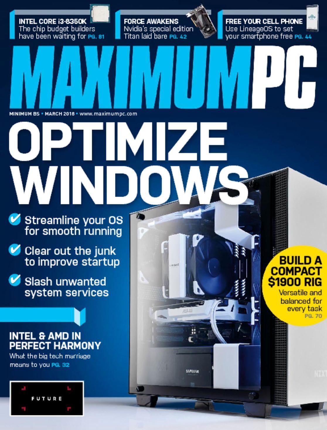 Maximum PC Digital