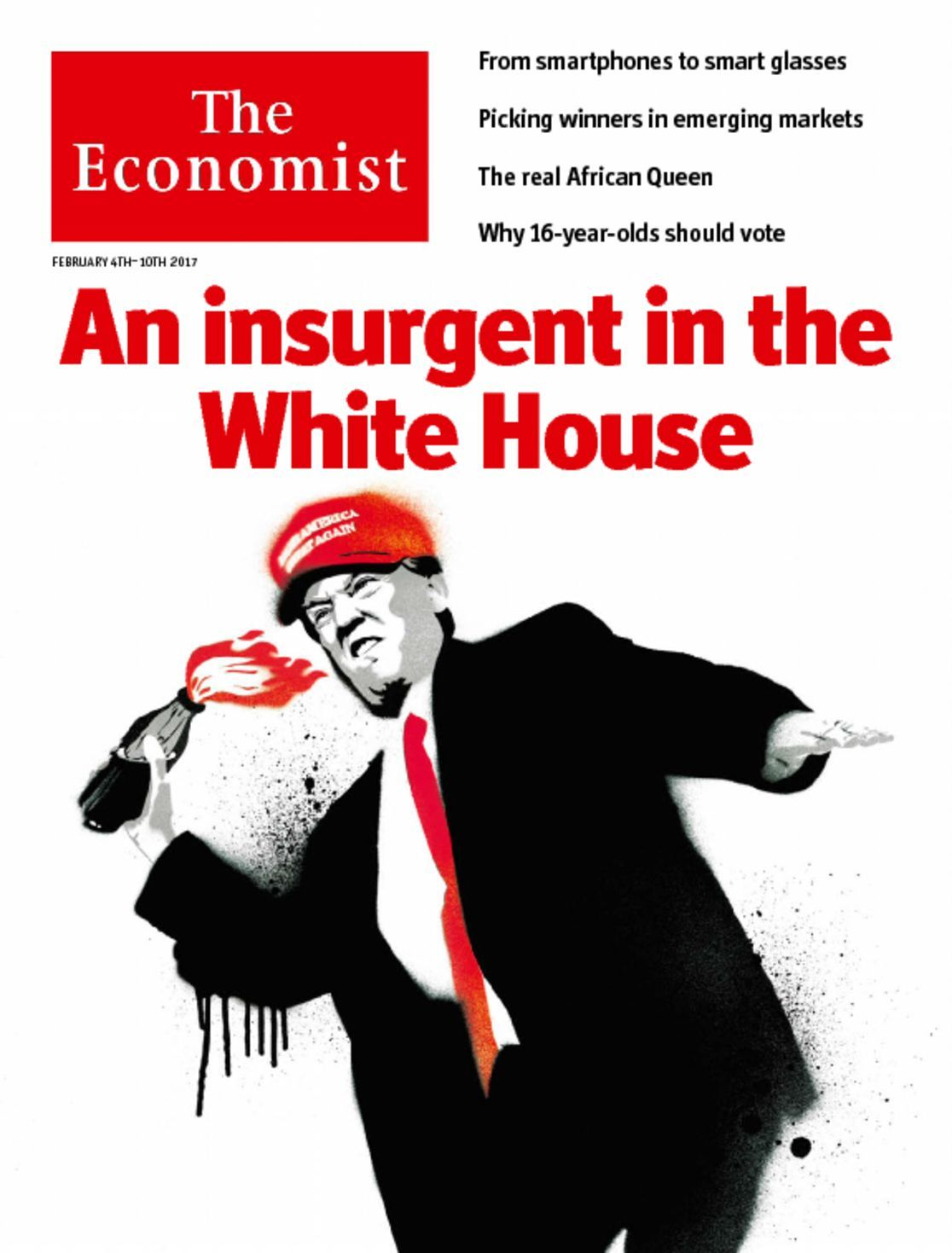 The Economist (Digital) Magazine - DiscountMags.com