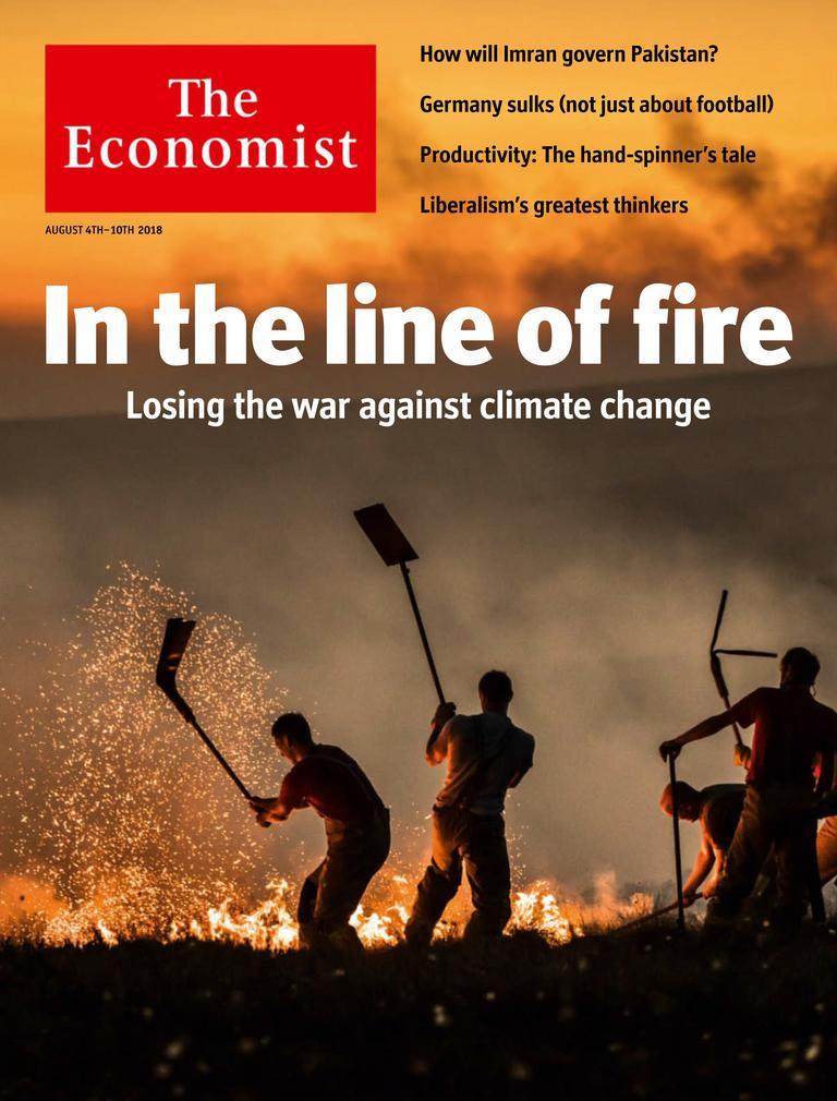 The Economist Magazine (Digital) - DiscountMags.com