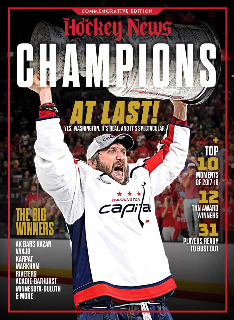 The Hockey News Digital