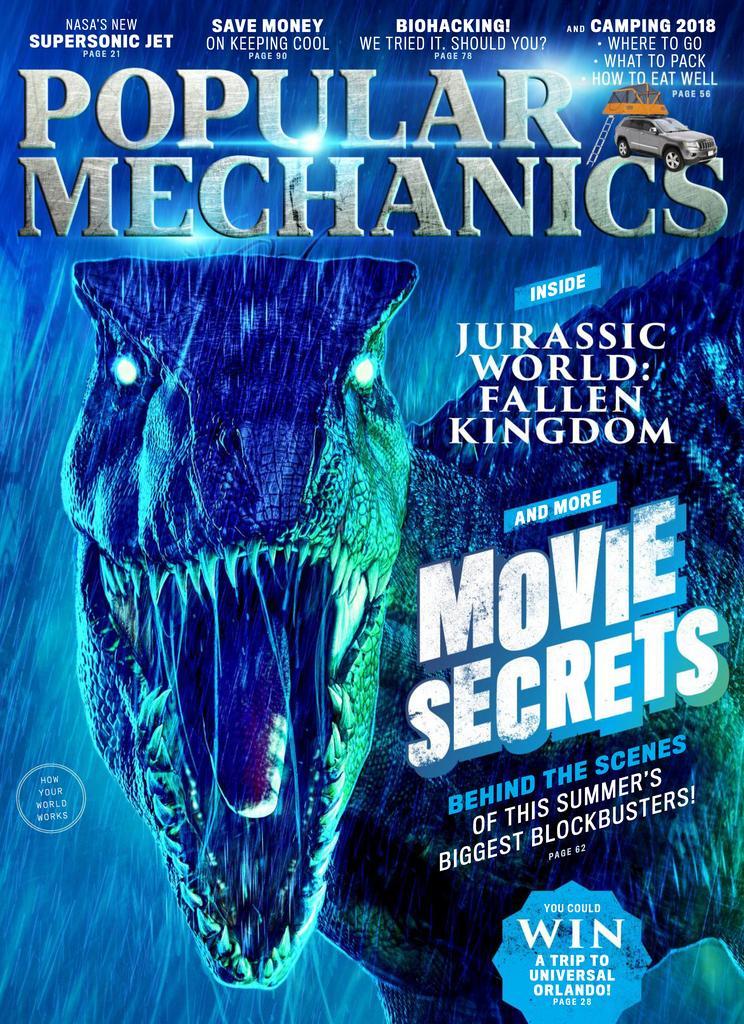 Popular Mechanics Digital