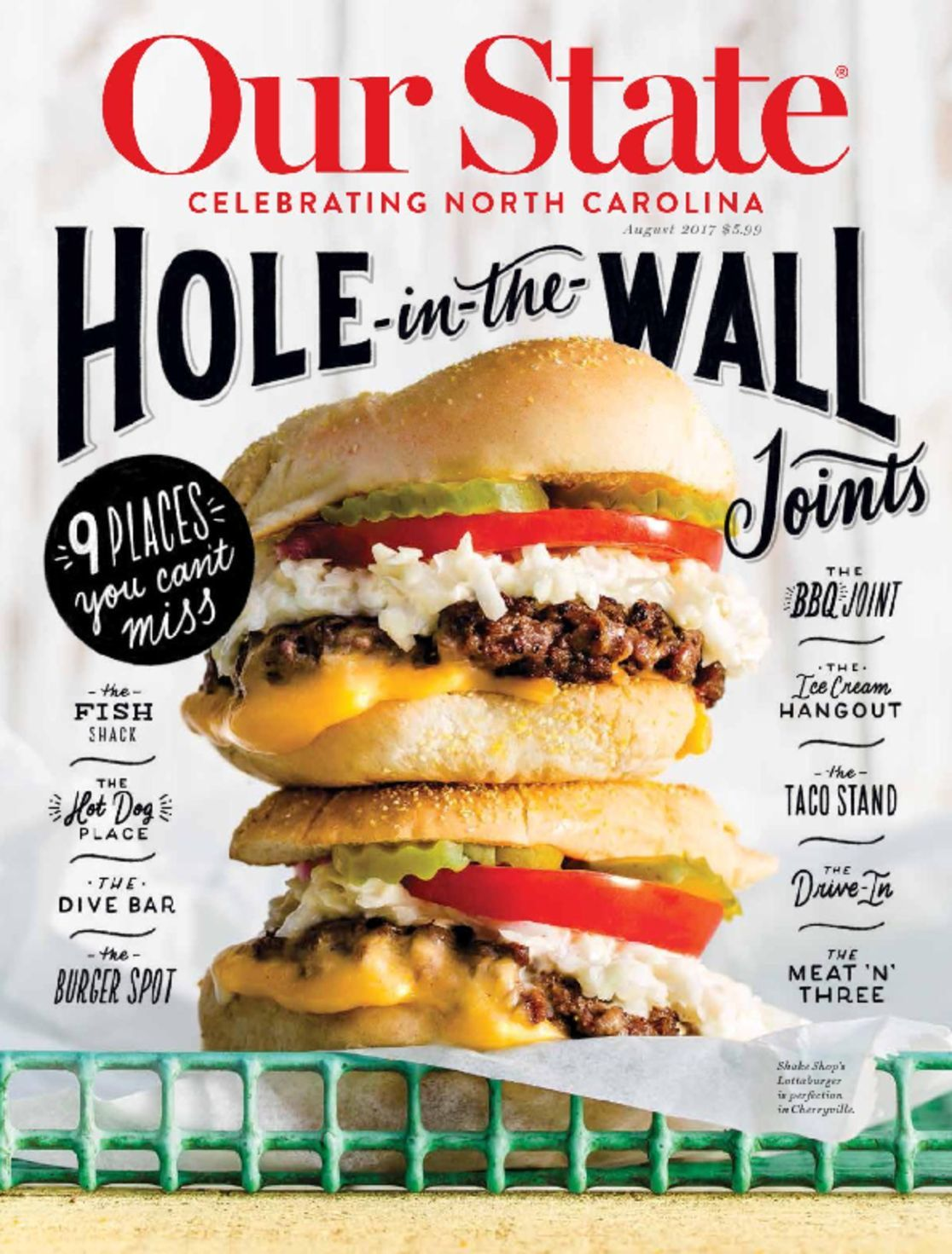 Our State: Down Home in North Carolina is the premier, statewide magazine devoted to North Carolina travel, history, people and places. Published for 77 years, Our State showcases the beauty of North Carolina and is a perfect source of information for those who've lived here all their lives or thoseReviews: