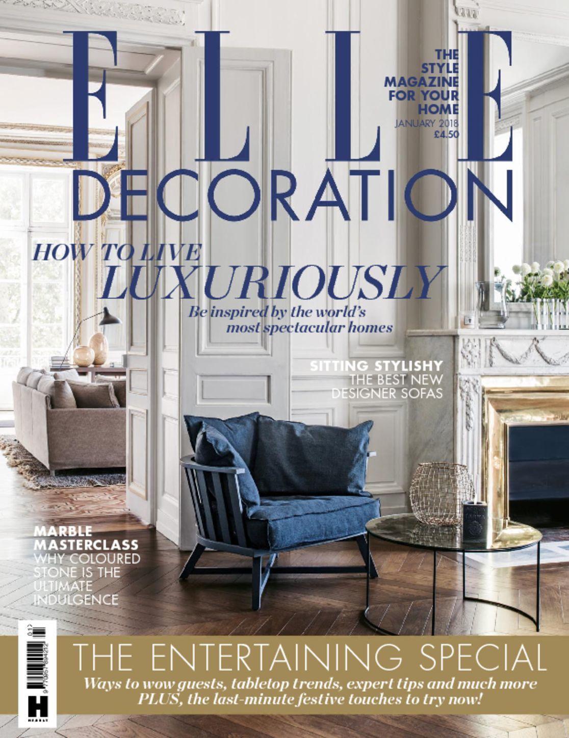 Elle Decoration Uk Magazine Digital