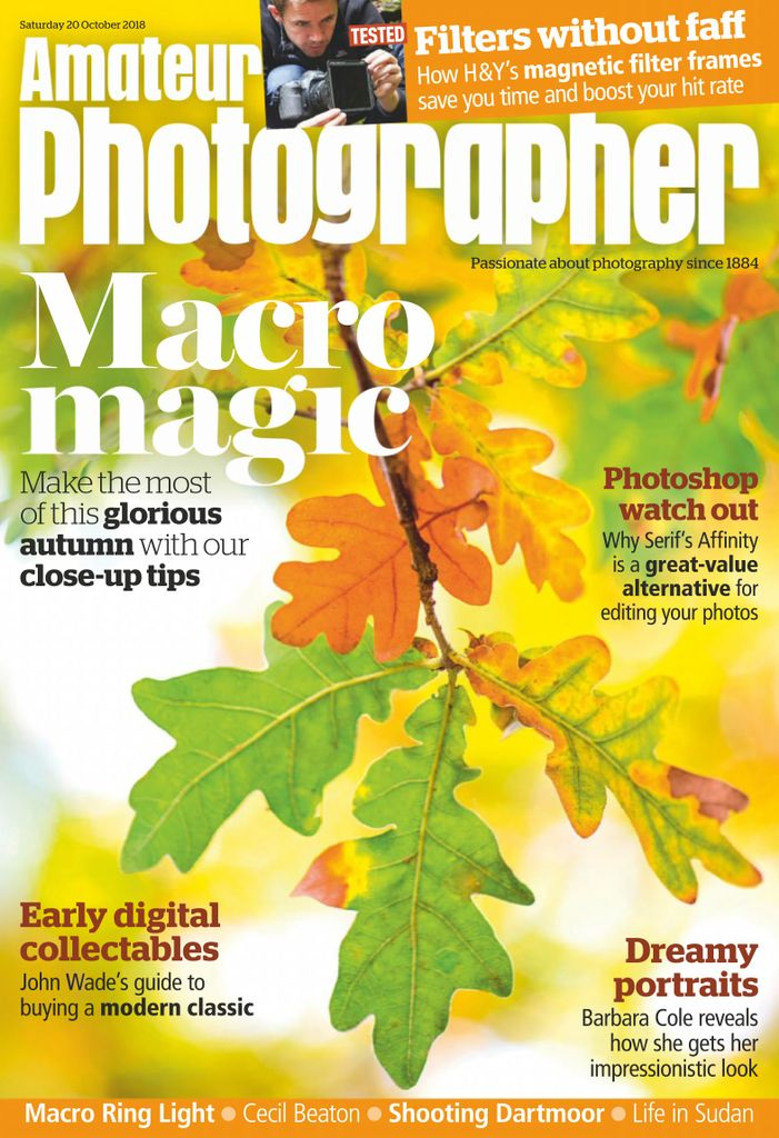 Amateur Photographer Digital
