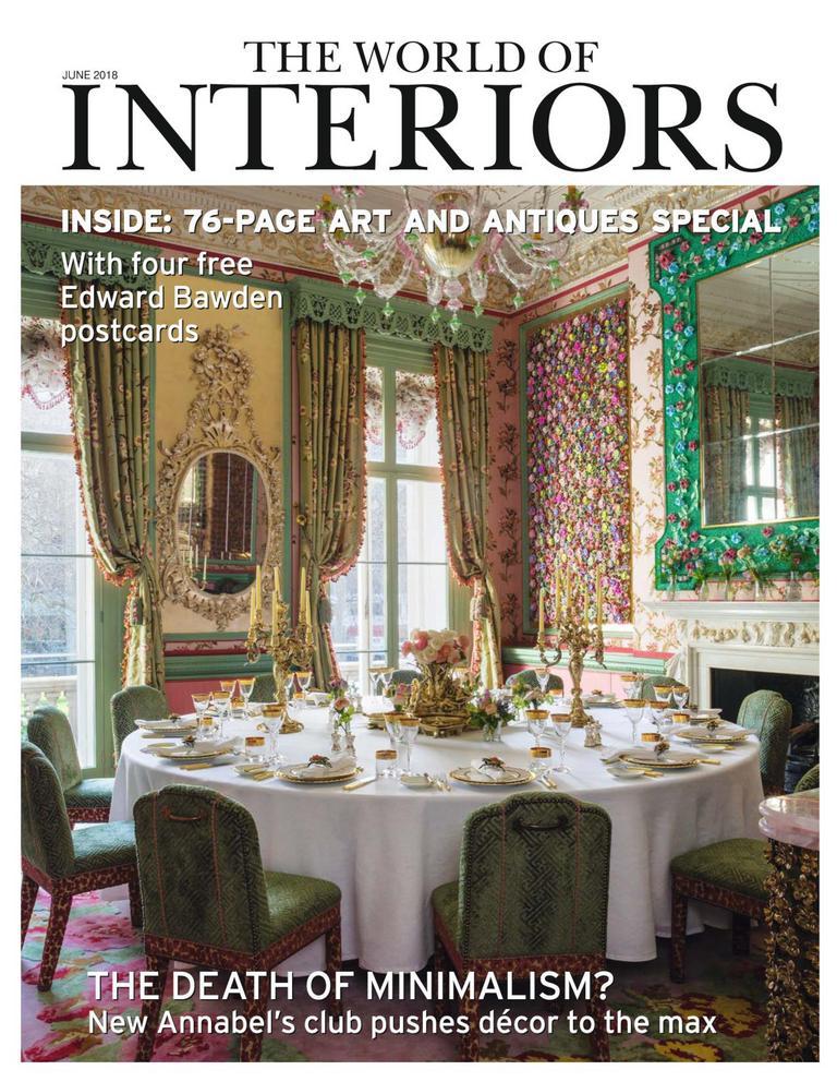 The World of Interiors (Digital)