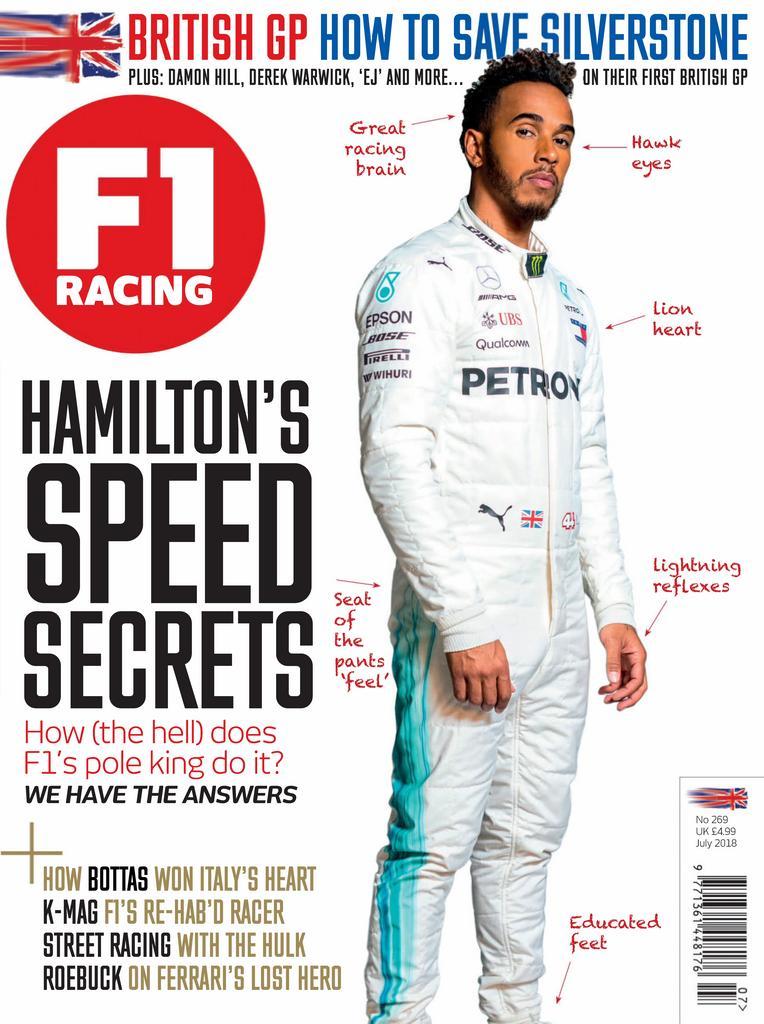 F1 Racing UK (Digital)