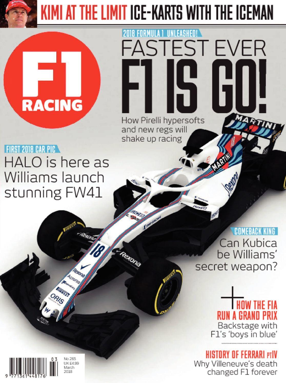 F1 Racing UK Digital