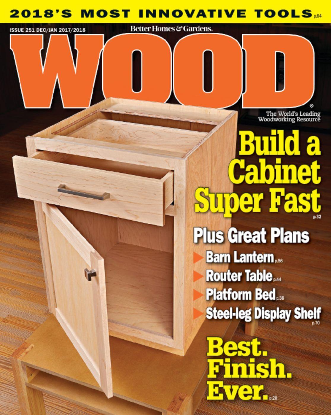 Wood Magazine Digital
