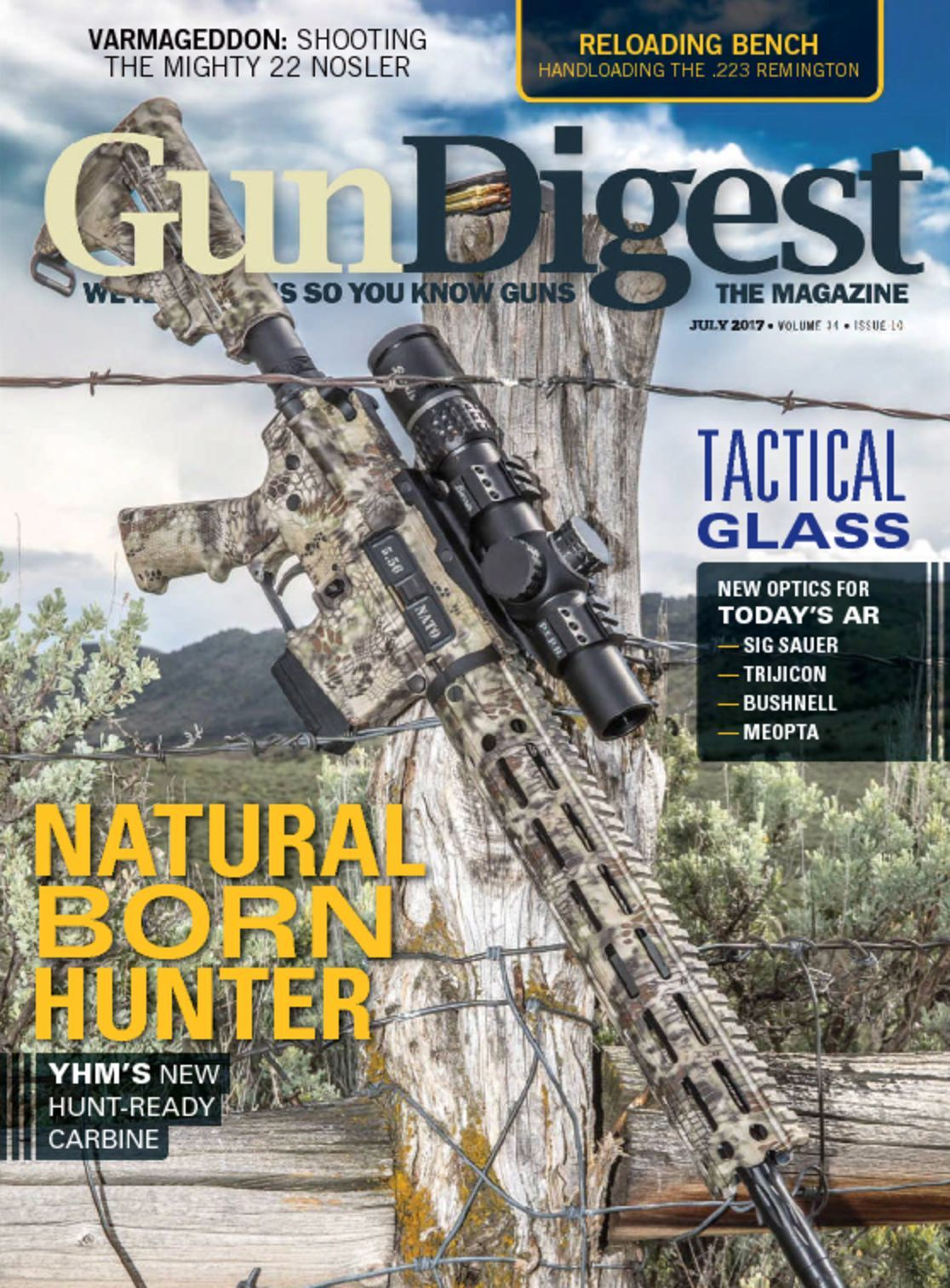 gun digest magazine digital