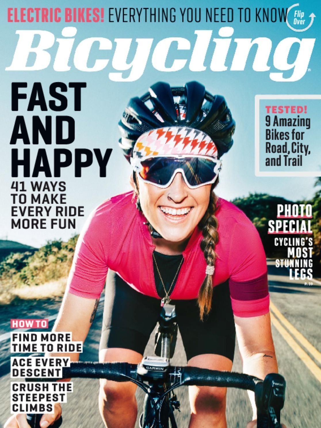 Bicycling Magazine Subscription