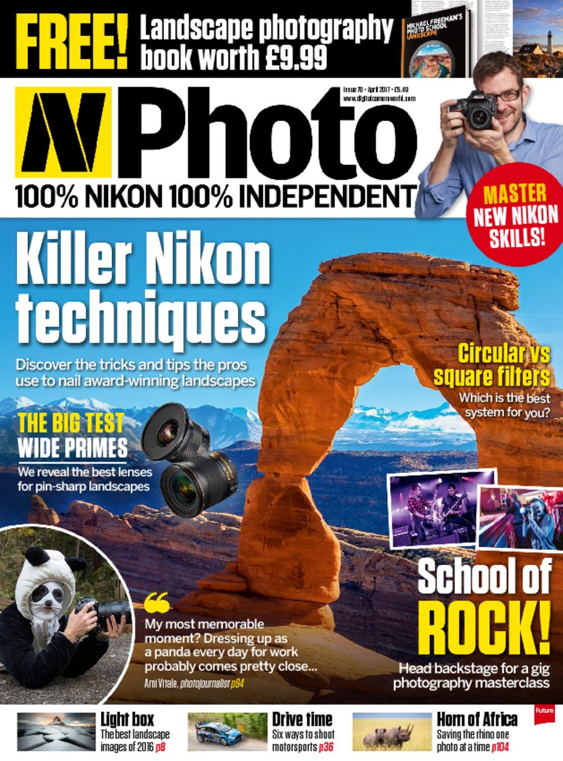 N-photo: The Nikon (Digital)