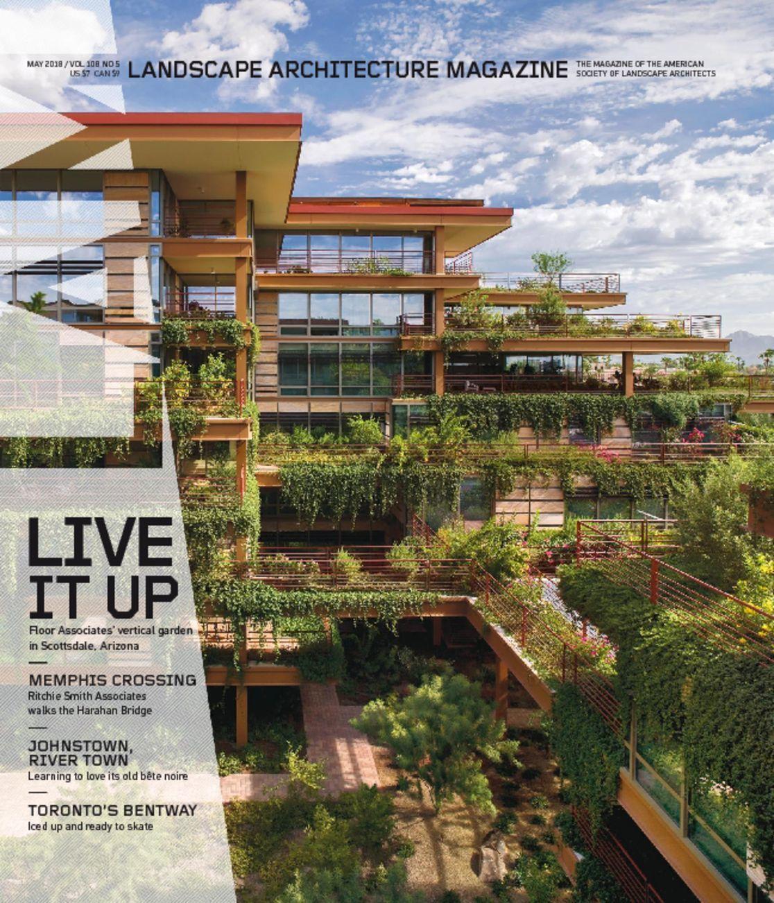 Landscape Architecture Magazine (Digital) - DiscountMags.com