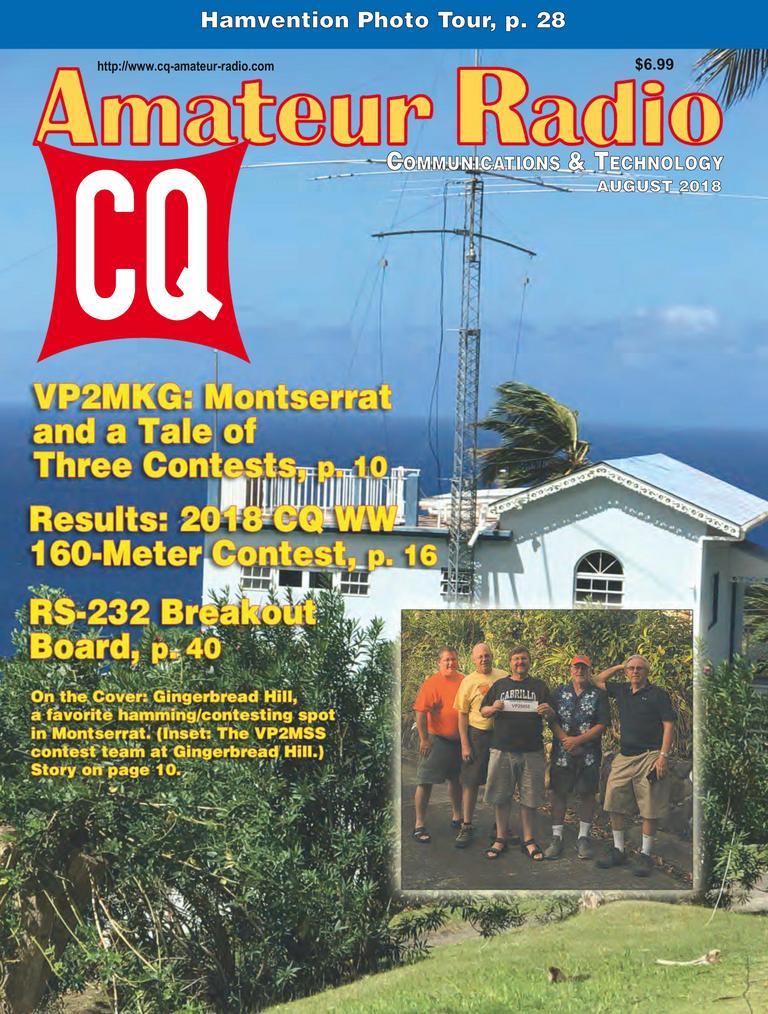 CQ Amateur Radio Digital
