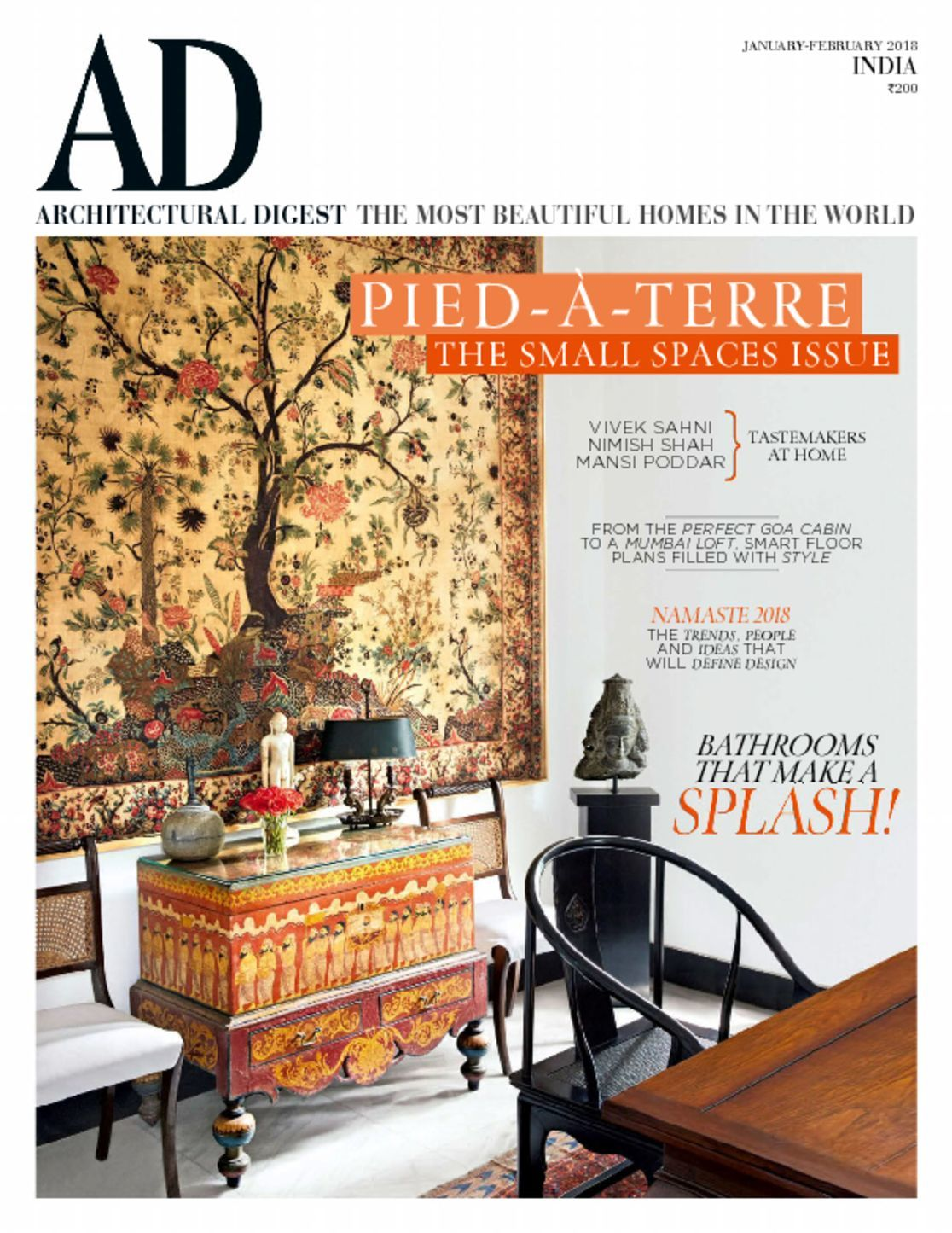 Architectural Digest India Magazine Digital