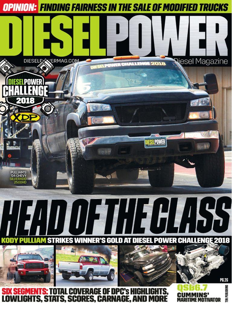 Diesel Power Digital