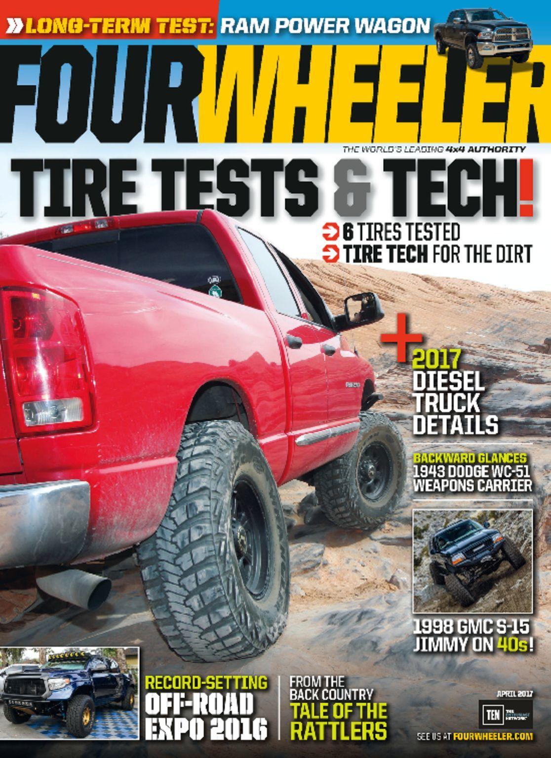 four wheeler digital magazine discountmags wheel drive issue