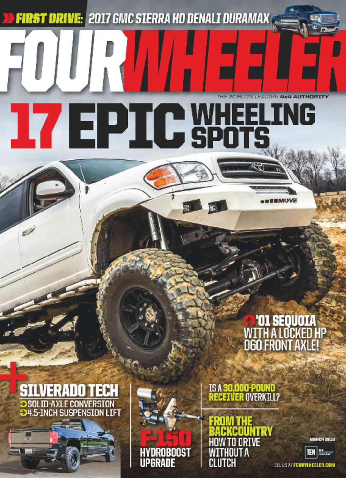 wheeler four march magazine digital pdf discountmags issue