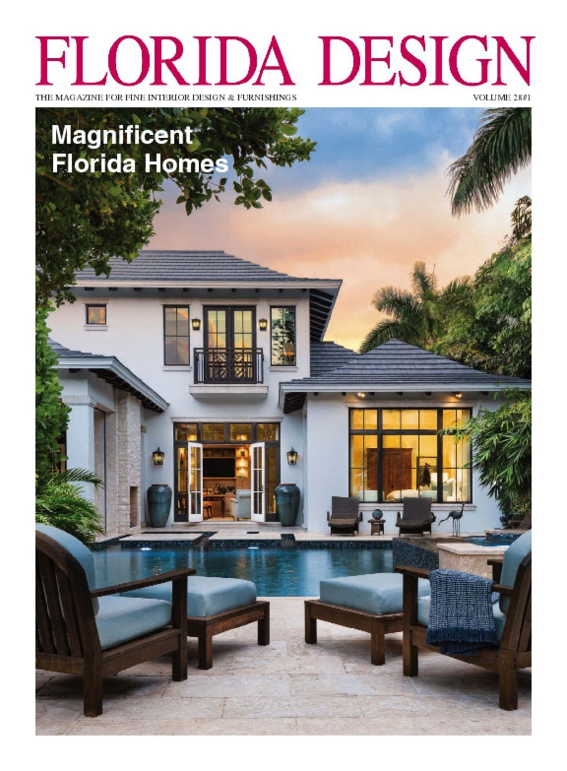 Florida design magazine digital for Florida design