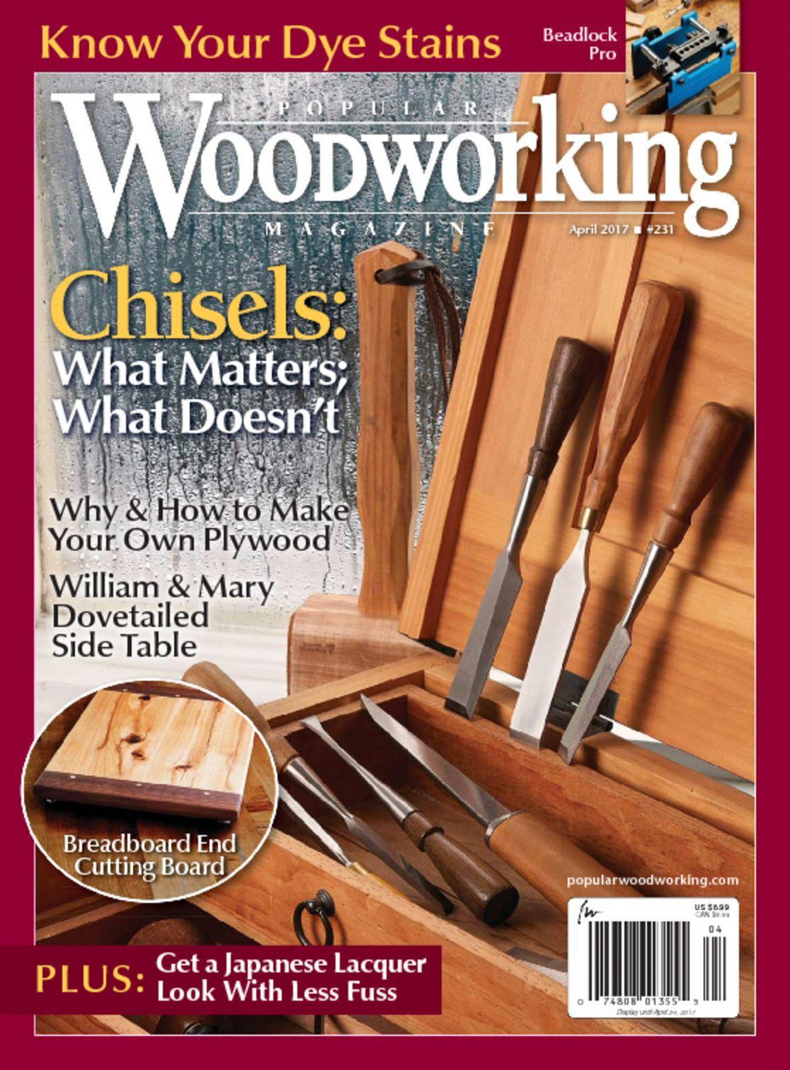 Popular woodworking magazine digital for Fine woodworking magazine discount