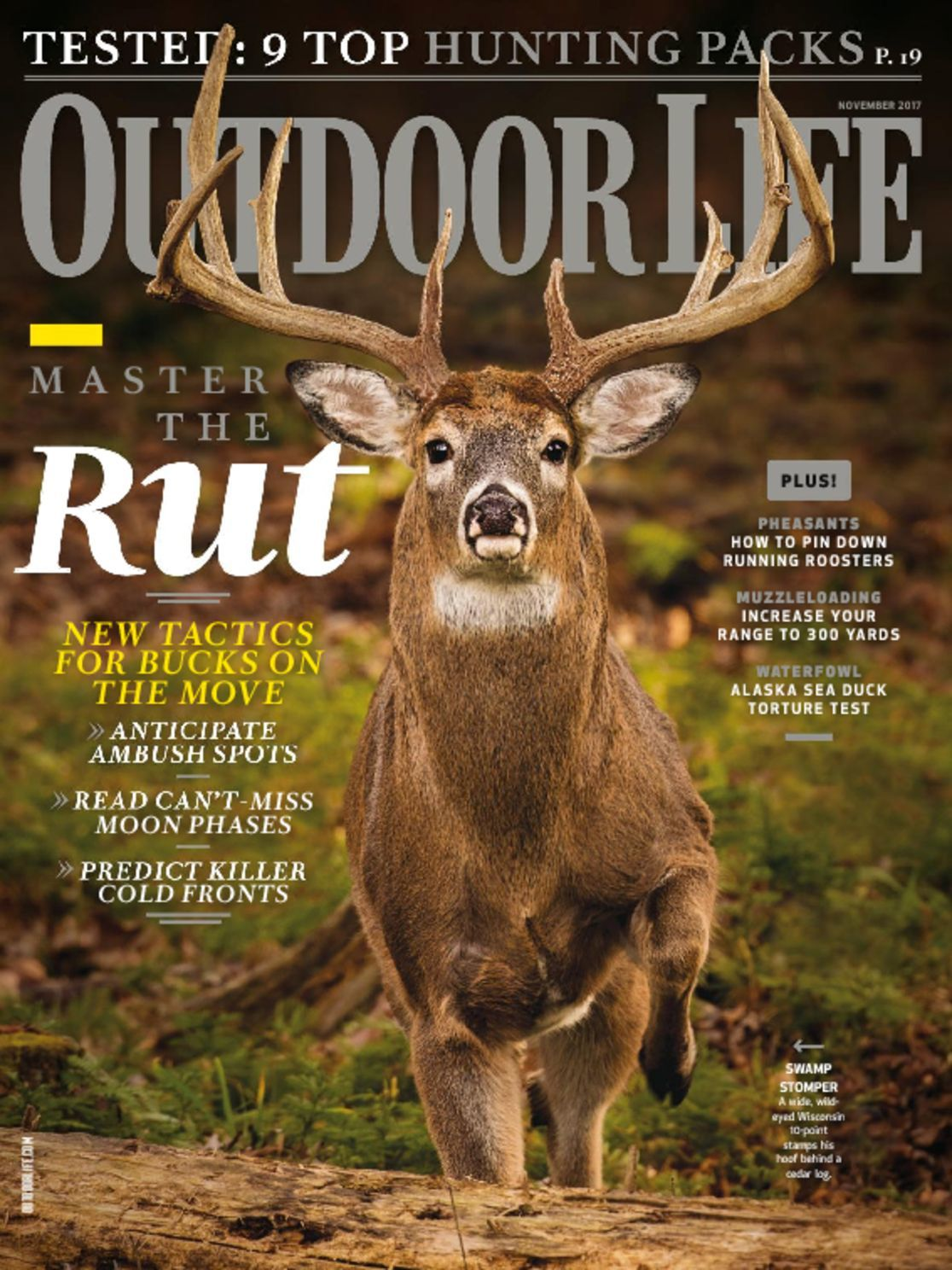Outdoor Life Magazine (Digital) - DiscountMags.com on Life Outdoor id=25592