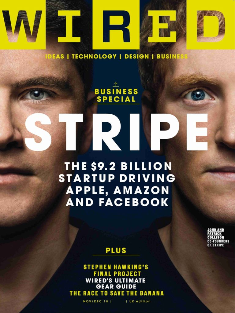WIRED UK Magazine (Digital) - DiscountMags.com