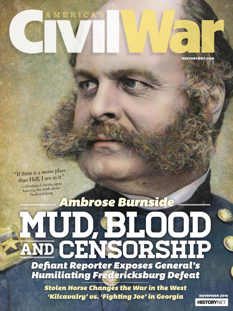 Americas Civil War Digital