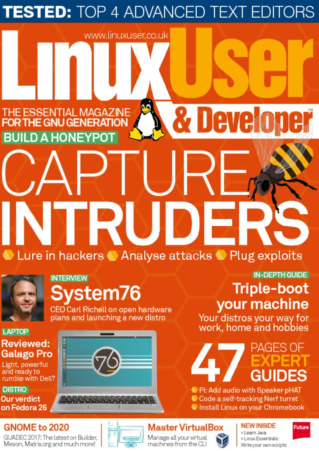 Linux User Developer Digital