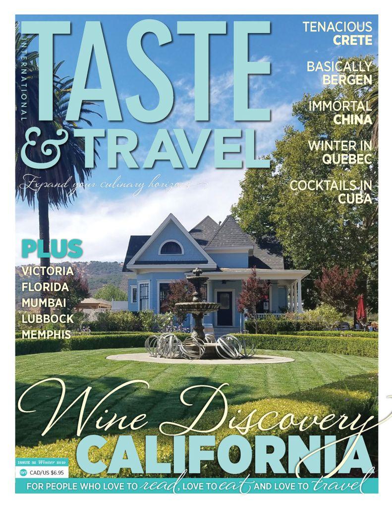Taste and Travel International (Digital)