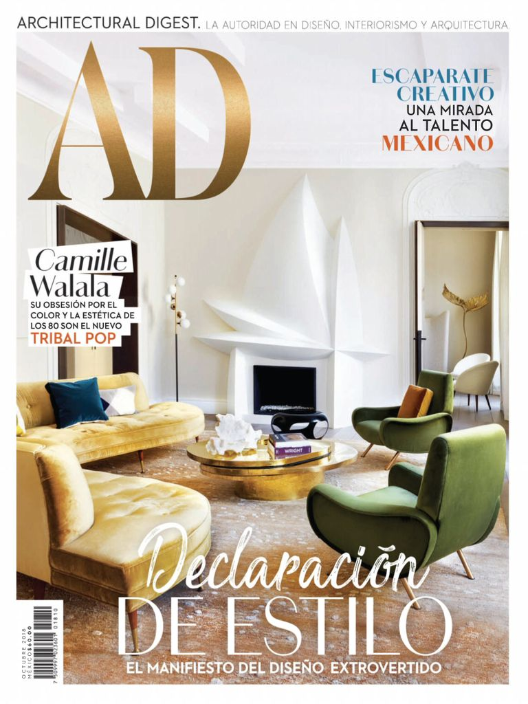 Architectural Digest Mexico Digital