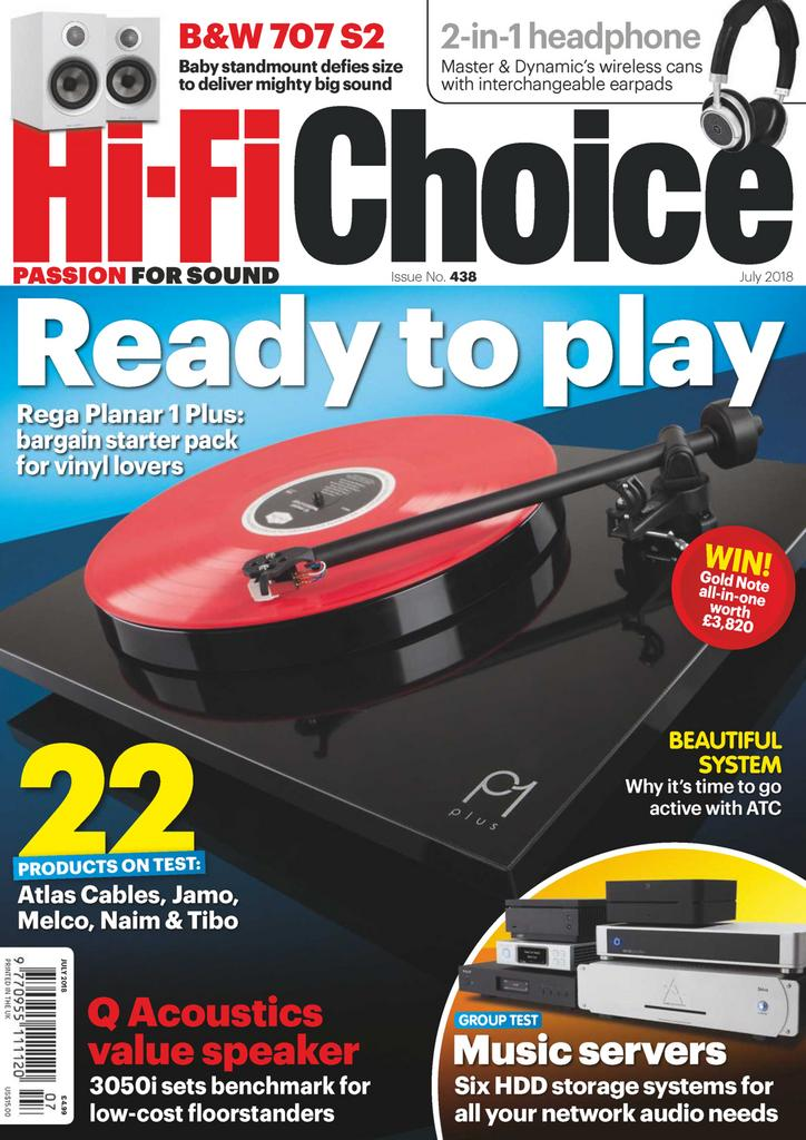 Hi Fi Choice Digital