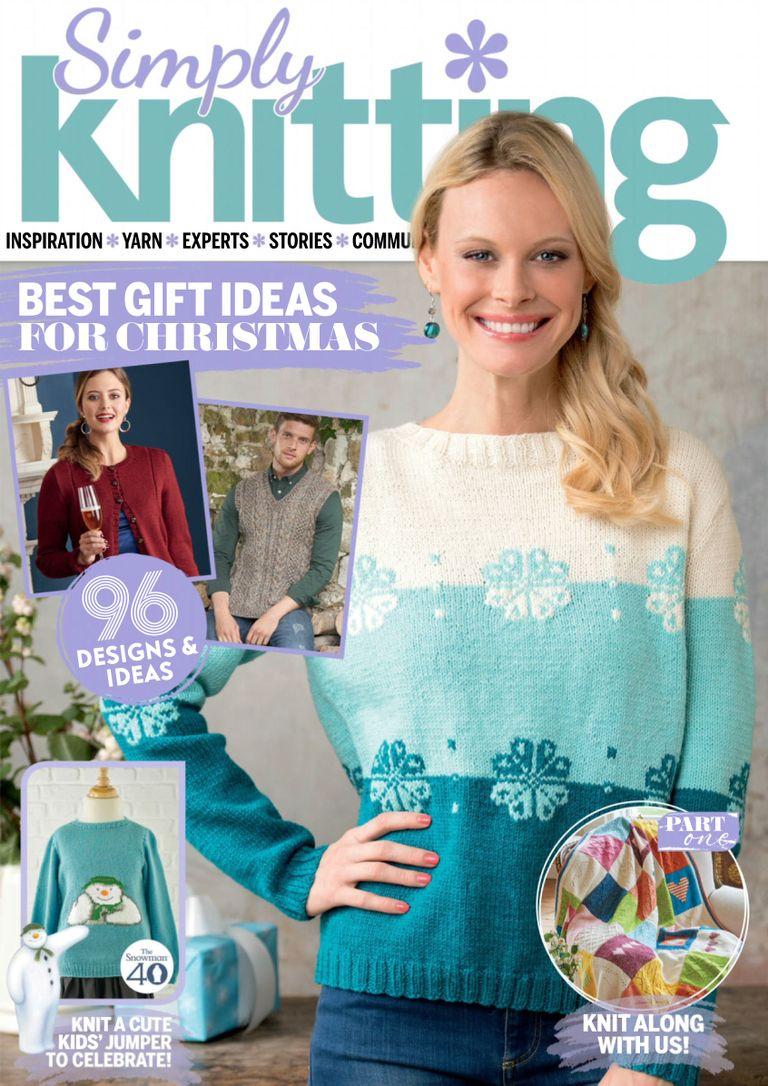 Simply Knitting Digital
