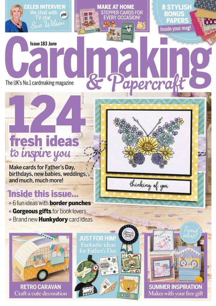 Cardmaking Papercraft Digital