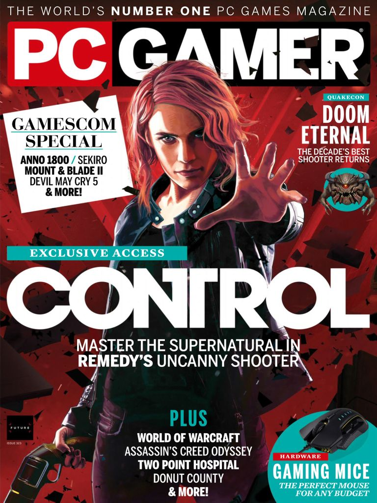 PC Gamer United Kingdom Digital
