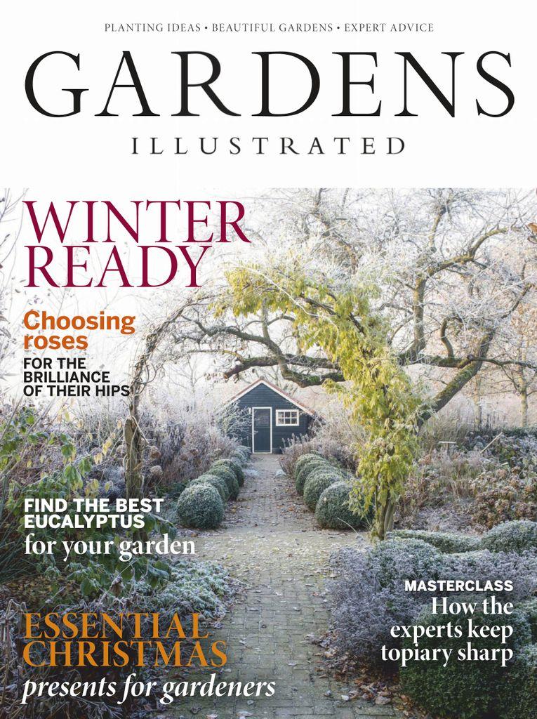 Gardens Illustrated Digital
