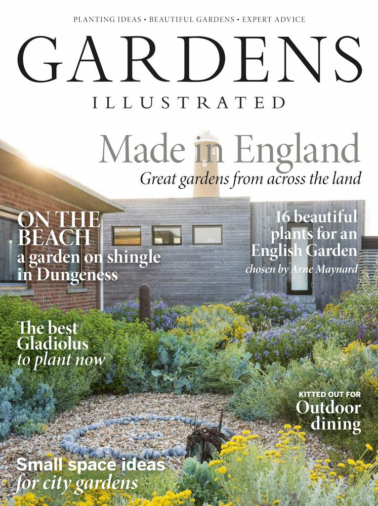 Gardens Illustrated Digital